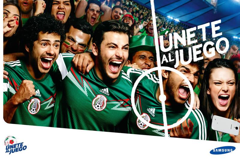 Samsung será la marca oficial de la Selección Mexicana de futbol - samsung-marca-seleccion-mexicana-futbol