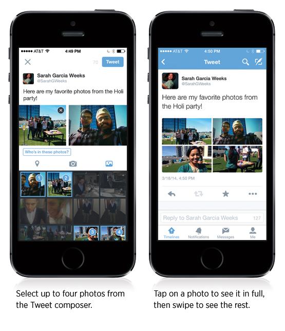 Ya puedes etiquetar gente en fotos de Twitter usando la app de Android y iPhone - subir-fotos-twitter