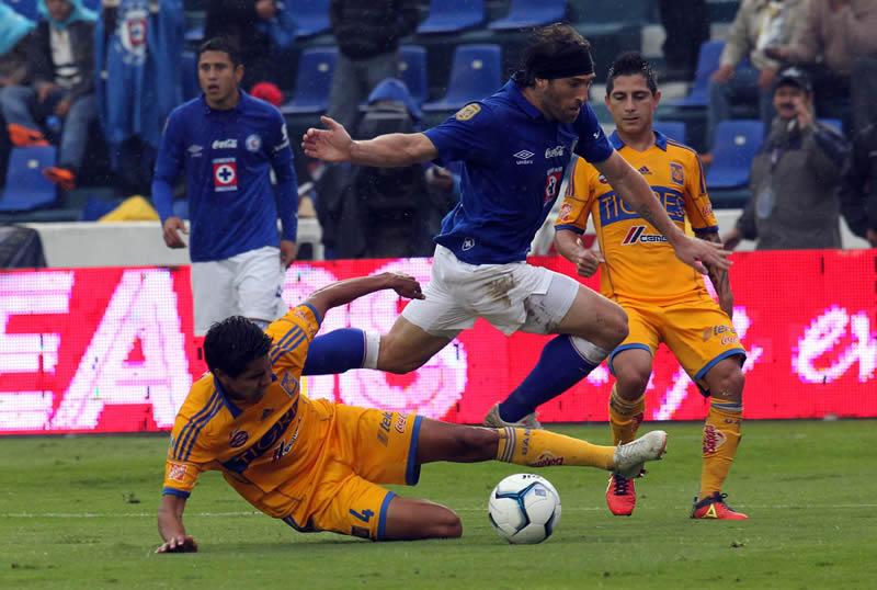Tigres vs Cruz Azul en vivo, Jornada 10 Clausura 2014 - tigres-vs-cruz-azul-en-vivo