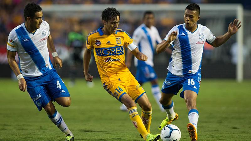 Puebla vs Tigres en vivo, Copa MX 2014 - tigres-vs-puebla-copa-mx