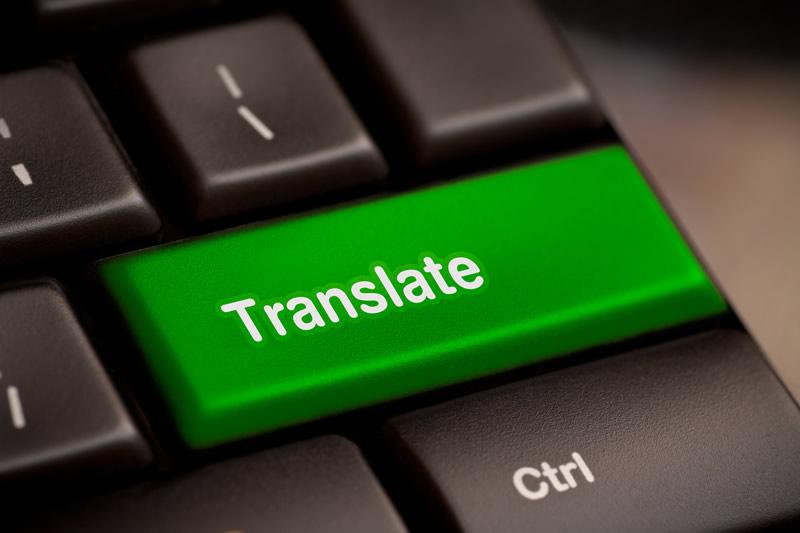 Traductor de Inglés a Español y otros idiomas para Windows y Mac gratis - traductor-gratis