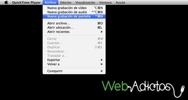 ¿Cómo grabar la pantalla de tu Mac sin aplicaciones externas? - tutorialmac-1