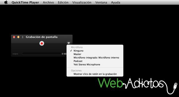 ¿Cómo grabar la pantalla de tu Mac sin aplicaciones externas? - tutorialmac-5