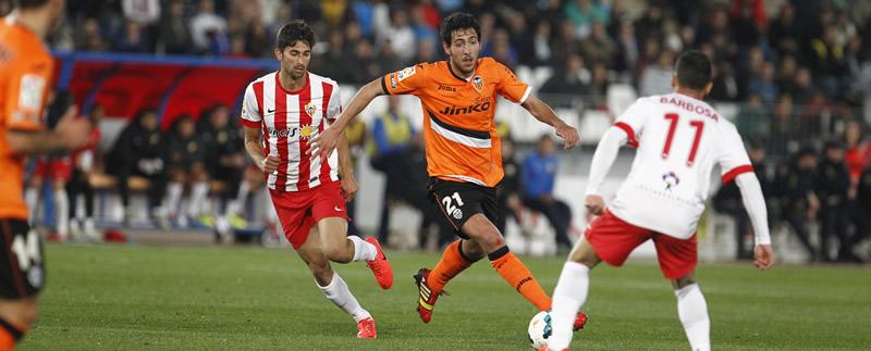 Valencia vs Getafe en vivo, Liga Española 2014 - valencia-vs-getafe-en-vivo-liga-espanola-2014
