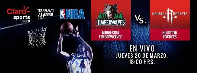 Ver la NBA en vivo por internet: Timberwolves vs Rockets - ver-nba-en-vivo-800x296