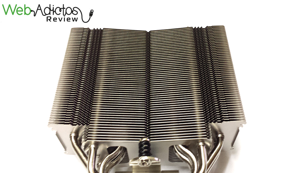 Disipador de gama alta, Noctua NH-U14S [Reseña] - 10