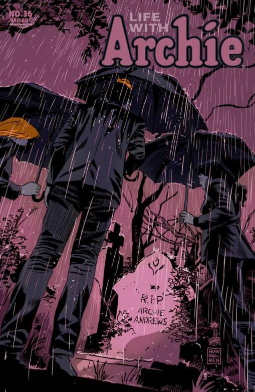 La muerte del famoso Archie anunciada para Julio - 110