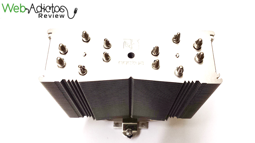 Disipador de gama alta, Noctua NH-U14S [Reseña] - 12