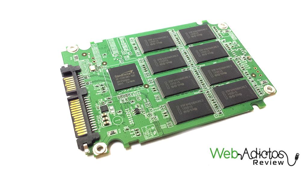 Disco SSD ADATA XPG SX900 de 128GB [Reseña] - 122