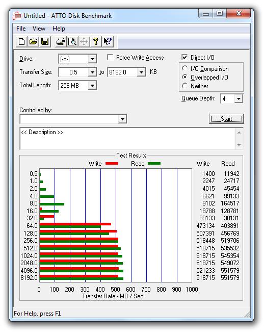 Disco SSD ADATA XPG SX900 de 128GB [Reseña] - 152