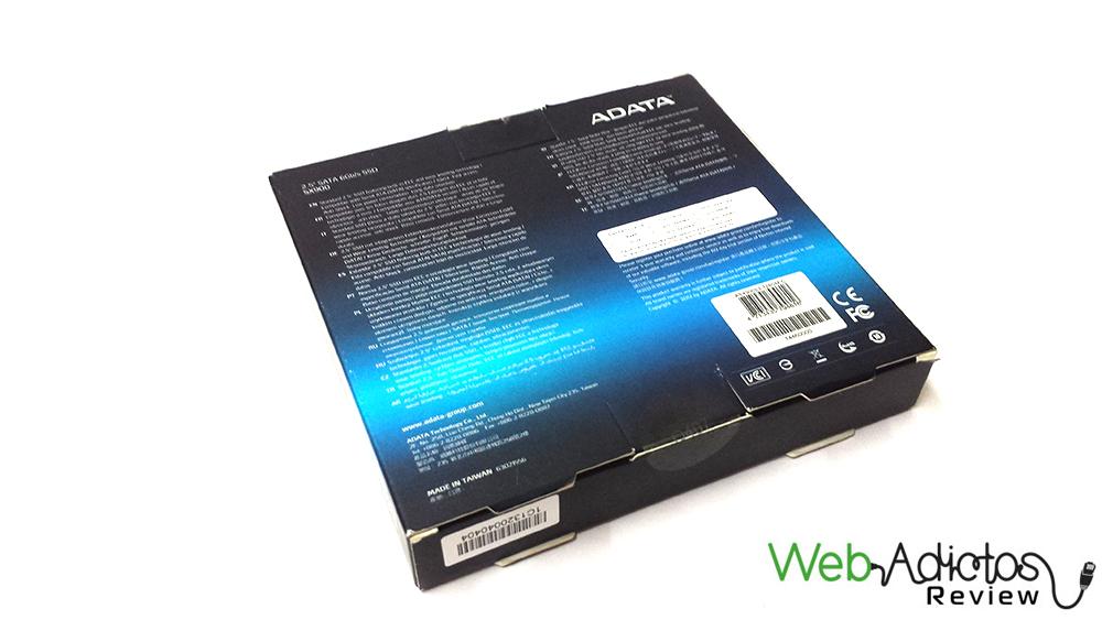 Disco SSD ADATA XPG SX900 de 128GB [Reseña] - 42