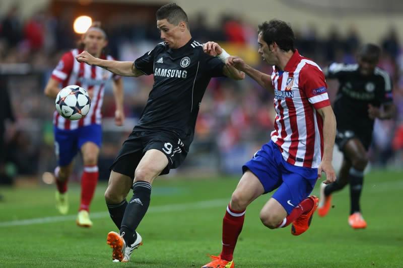 Atlético de Madrid vs Chelsea en vivo, Semifinal Champions (vuelta) - Chelsea-vs-Atletico-de-Madrid-en-vivo-champions-2014