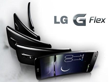 LG G Flex llega a México, el sorprendente teléfono con pantalla curva