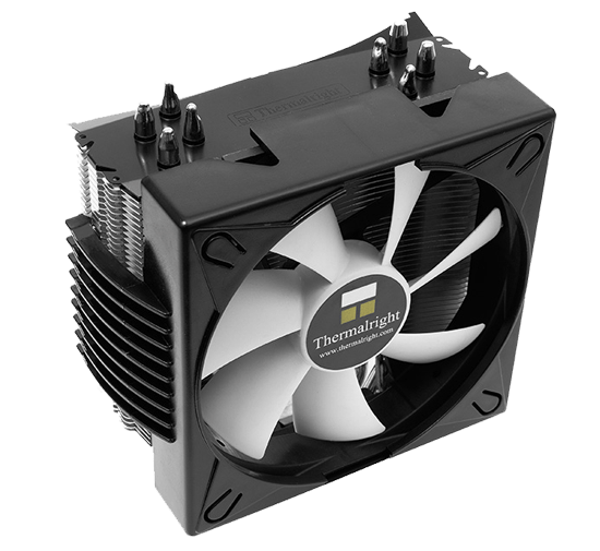Disipador de Aire, Thermalright True Spirit 120M BW Rev.A [Reseña]