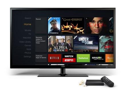 Fire TV, el enemigo público número uno del Apple TV es presentado por Amazon