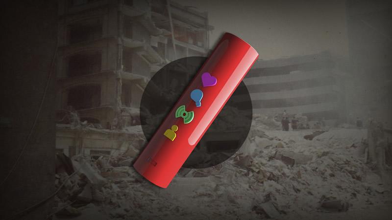 Los Topos de México desarrollan dispositivo para ayudar en rescates de terremotos - amuleto-topos