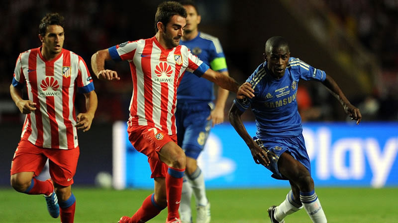 Atlético de Madrid vs Chelsea en vivo, Semifinal Champions League 2014 (ida) - atletico-de-madrid-vs-chelsea-champions-2014-ida