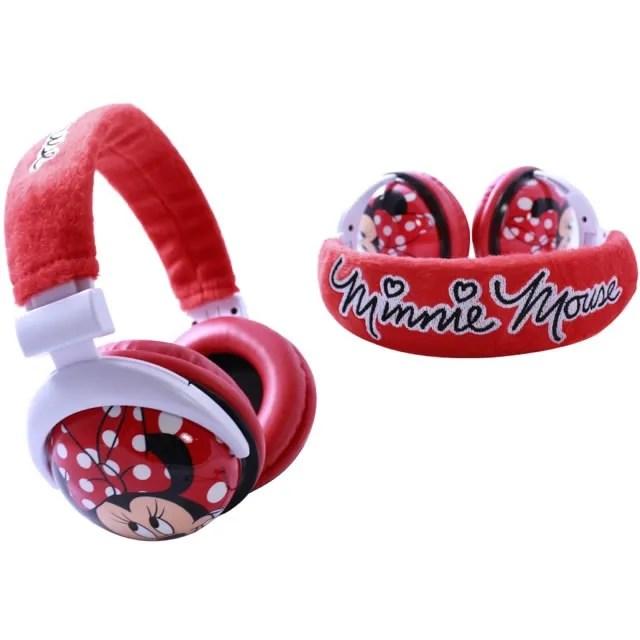 Audífonos para regalar este día del niño por Ginga - audifonos-minnie