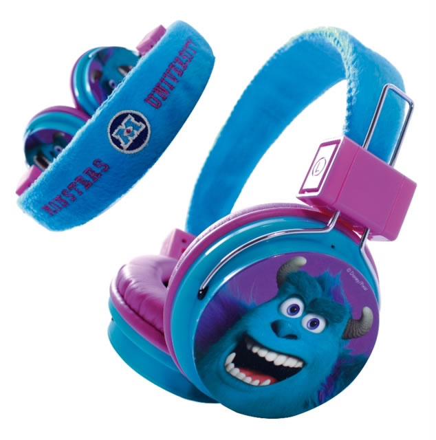 Audífonos para regalar este día del niño por Ginga - audifonos-monster-inc