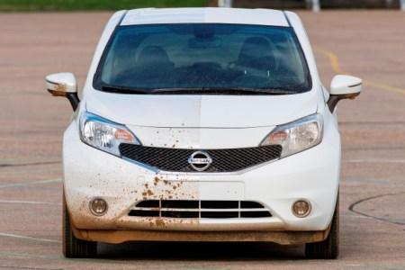 Nissan inventa auto que se limpia solo