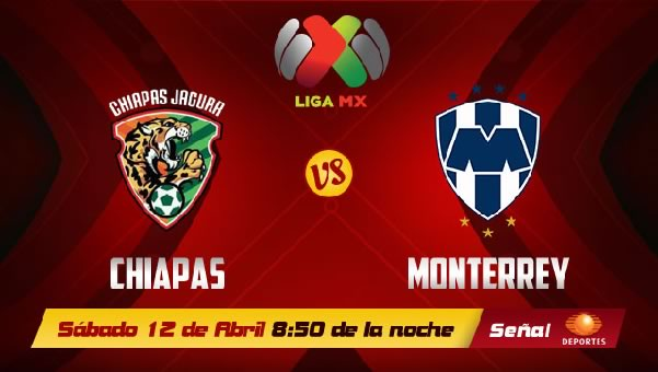 Chiapas vs Monterrey en vivo, Jornada 15 Clausura 2014 - chiapas-vs-monterrey-en-vivo-televisa