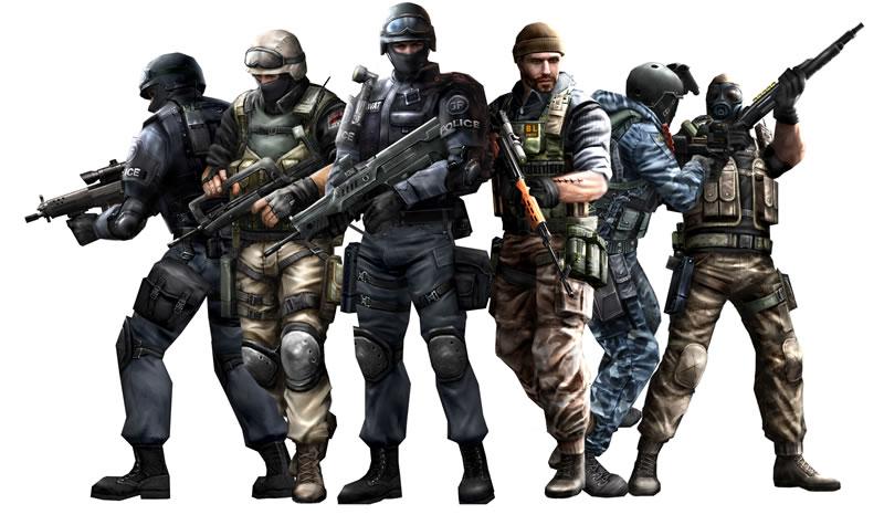 CrossFire, el shooter gratuito para PC es lanzado oficialmente en español - crossfire-personajes