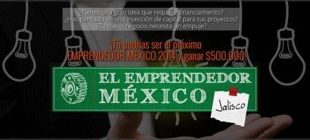 """""""El emprendedor México"""", un reality show para emprendedores mexicanos"""