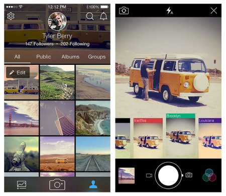 Flickr 3.0 para iPhone y Android te permite grabar videos en HD y mucho más