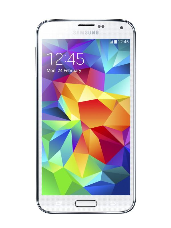 Samsung Galaxy S5 ya llegó a México - galaxys5-img2-599x800