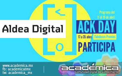Participa en el Hack Day que se llevará a cabo en Aldea Digital - hackday