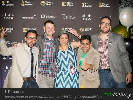 UP Latam: Dedicada a Fomentar el Emprendimiento en Latinoamérica.