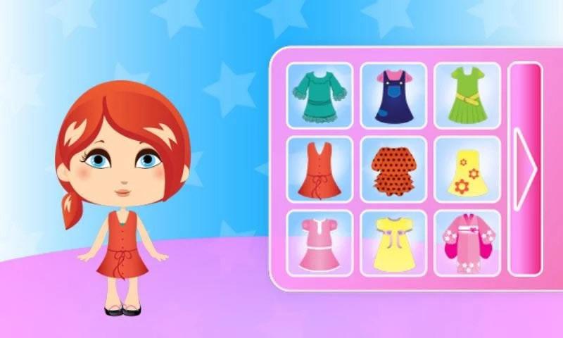5 Juegos de vestir gratis para niñas en Android - juegos-de-vestir-Dress-up-Dolls