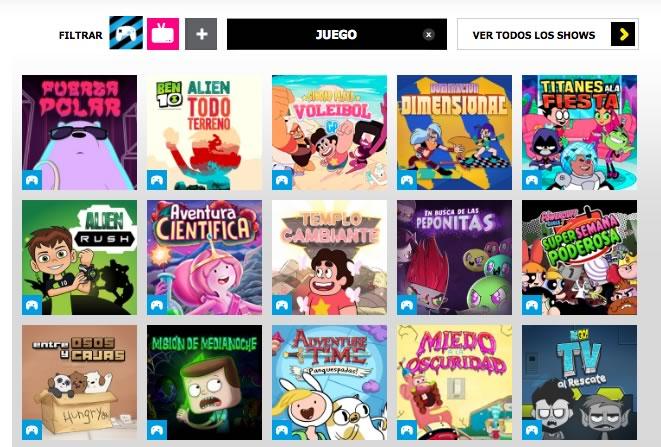 Juegos Friv y otros sitios para jugar online este día del niño ¡A divertirse! - juegos-dia-del-nino-cartoon-network