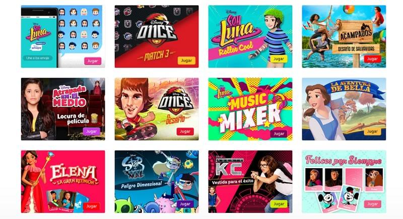 Juegos Friv y otros sitios para jugar online este día del niño ¡A divertirse! - juegos-disney