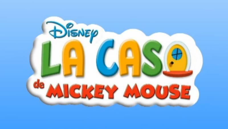 Caricaturas de Disney Junior online y gratis - la-casa-de-mickey-mouse