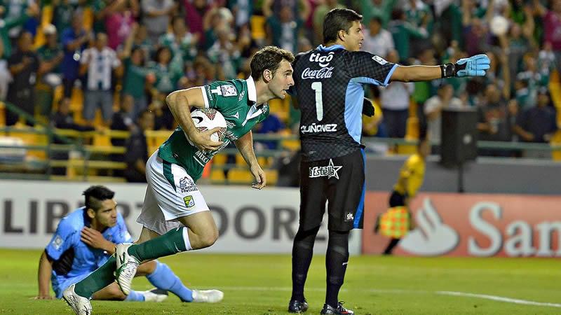 León vs Bolivar en vivo, Copa Libertadores 2014 - leon-vs-bolivar-libertadores-2014