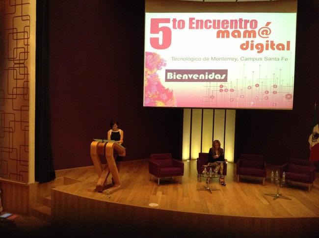 Mamá Digital, la asociación que acerca a las mamás con la tecnología - mama-digital-encuentro