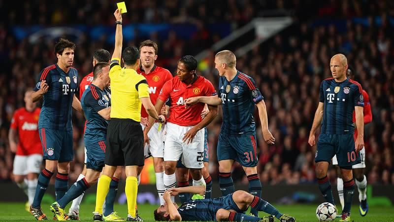 Manchester United vs Bayern Munich en vivo, Champions 2014 (Partido de vuelta) - manchester-united-vs-bayern-munich-en-vivo-vuelta-champions-2014