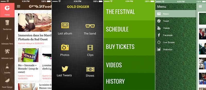 5 consejos para el diseño de tu app móvil - navegacion-apps-consejos-diseno-apps
