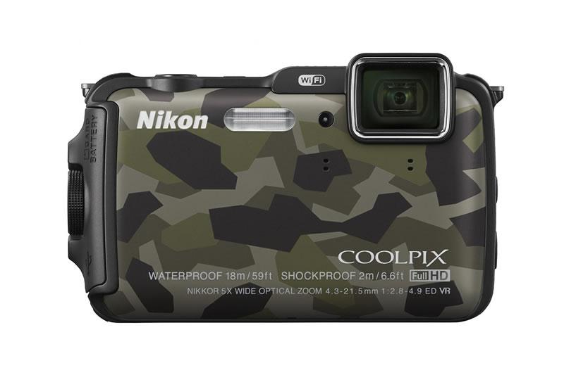 Nikon 1 AW1 y Nikon COOLPIX AW120, 2 cámaras contra agua ideales para estas vacaciones - nikon-coolpix-AW120
