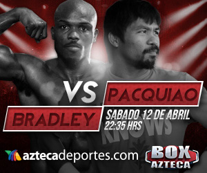 Pacquiao vs Bradley en vivo por internet, Sábado 12 de Abril - pacquiao-vs-bradley-en-vivo-tv-azteca