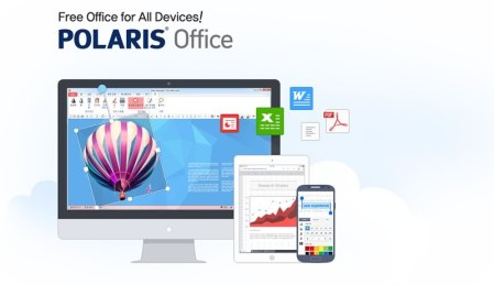 Polaris Office para iOS y Android, una alternativa a Microsoft Office y es gratis