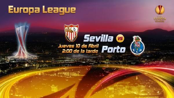 Sevilla vs Porto en vivo, Cuartos de final Europa League 2014 (vuelta) - porto-vs-sevilla-en-vivo-televisa