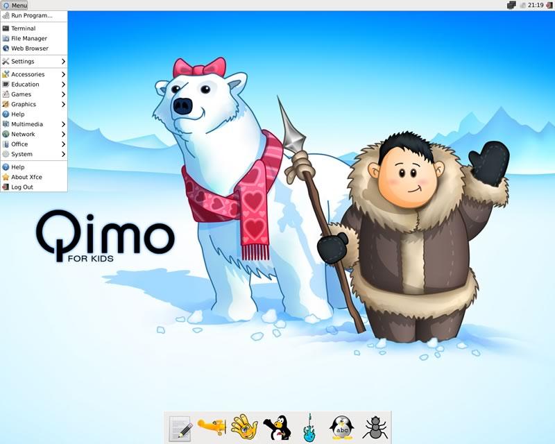 Configura una PC para niños con Qimo y dale un uso a tu vieja PC - qimo-pc-ninos