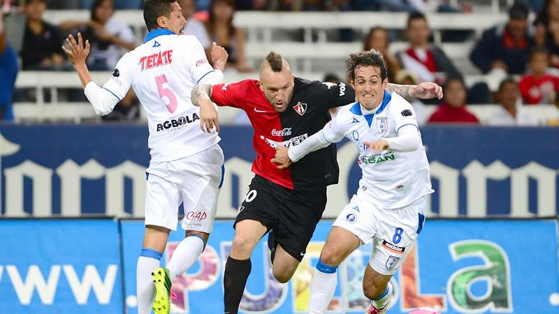 Querétaro vs Atlas en vivo, Jornada 15 Clausura 2014 - queretaro-vs-atlas-en-vivo-jornada-15