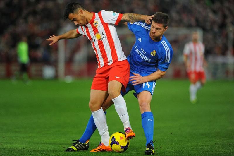 Real Madrid vs Almería en vivo, Jornada 33 Liga Española 2014 - real-madrid-vs-almeria-en-vivo-jornada-33