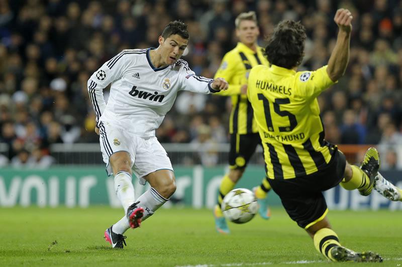 Real Madrid vs Borussia Dortmund en vivo, Cuartos Champions 2014 (ida) - real-madrid-vs-borussia-dortmund-en-vivo-champions-2014-ida