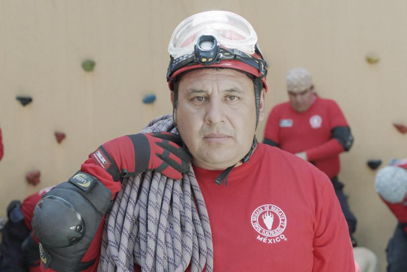 Los Topos de México desarrollan dispositivo para ayudar en rescates de terremotos - topos-de-mexico