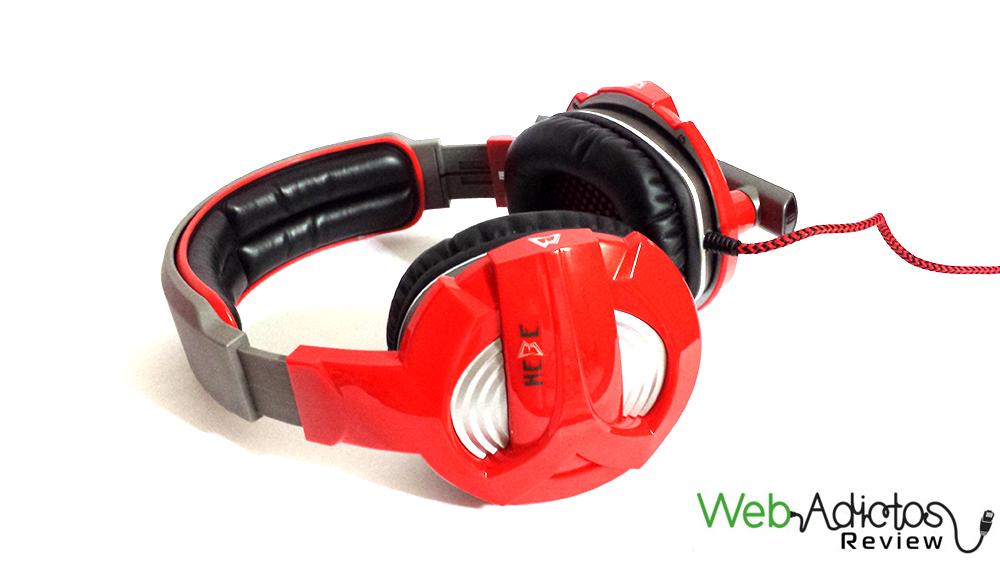 Audífonos para Gamers, GAMDIAS Hebe [Reseña]