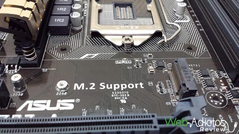 Tarjeta madre ASUS Z97-A, optimiza tu sistema con un clic [Reseña] - 132